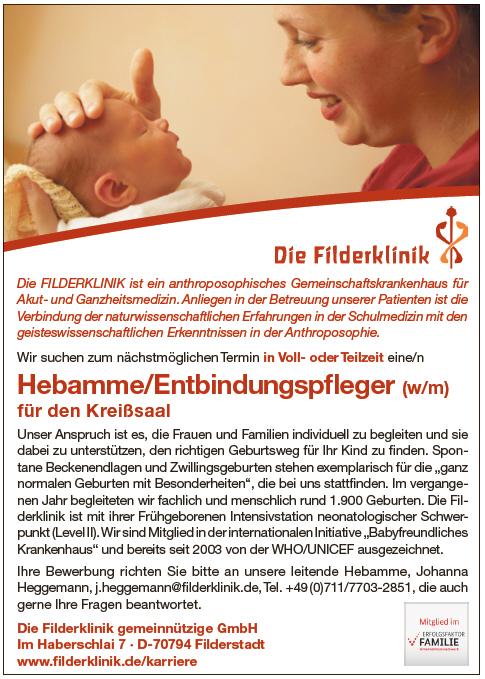 Filderklinik, Filderstadt