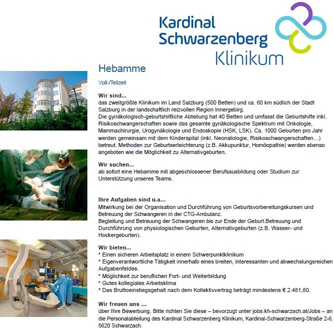 Kardinal Schwarzenberg Klinikum