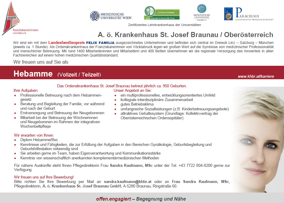 A.ö.Krankenhaus St. Josef Braunau