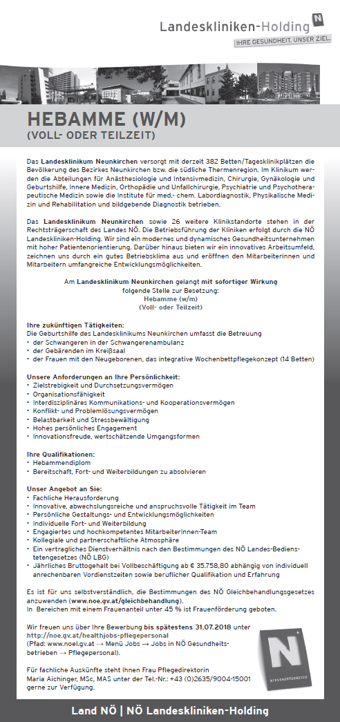 NOEGUS - Landesklinikum Neunkirchen