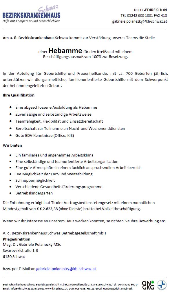 BKH Schwaz 20180810