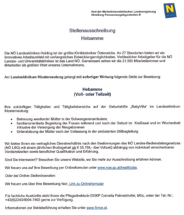 Landesklinikum Klosterneuburg