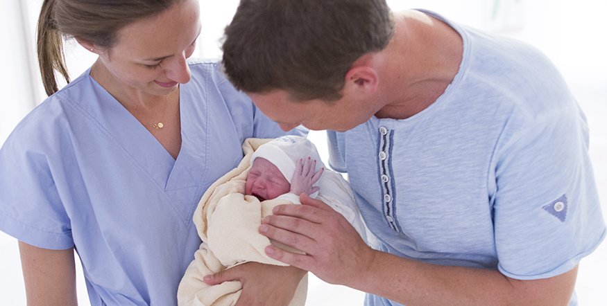 Geburt, Herzstück der Hebammenarbeit, hebammen.at