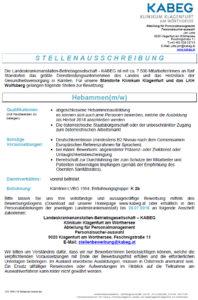KABEG - Klinikum Klagenfurt am Wörthersee
