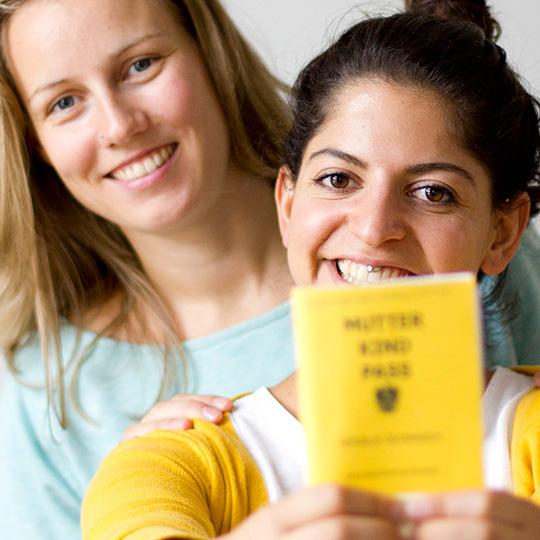 Hebammenberatung, Mutter-Kind-Pass, Hebammen.at
