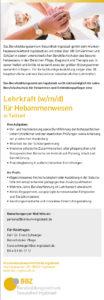 Berufsbildungszentrum Gesundheit Ingolstadt