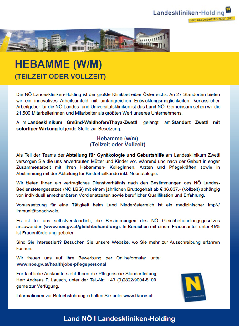 LK Gmünd-Waidhofen/Thaya-Zwettl