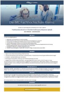 FH IMC Krems