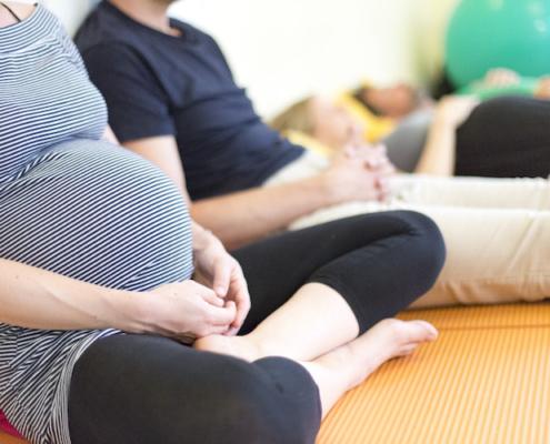 Geburtsvorbereitungskurse bei deiner Hebamme: Hebammen.at informiert